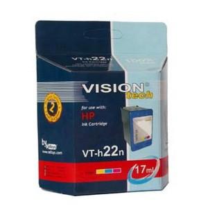 Kompatibil HP 22, color Vision