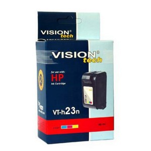Kompatibil HP 23, color Vision
