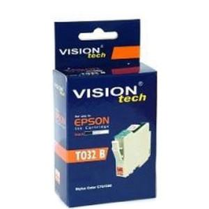 Kompatibil Epson T032-1, black Vision