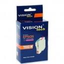Kompatibil Epson T032-3, magenta Vision