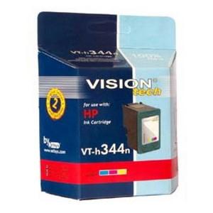 Kompatibil HP 344, color Vision