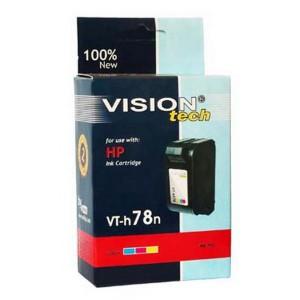 Kompatibil HP 78, color Vision