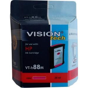 Kompatibil HP 88M XL, magenta Vision