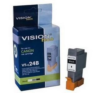 Kompatibil Canon BCI-24B black Vision