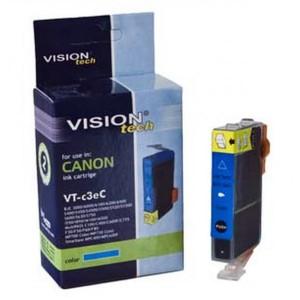 Kompatibil Canon BCI-3eC cyan Vision
