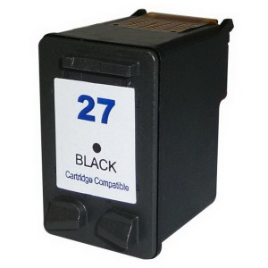 Kompatibil HP 27, black