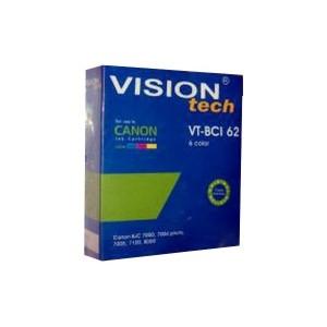 Kompatibil Canon BCI-62 6-color Vision