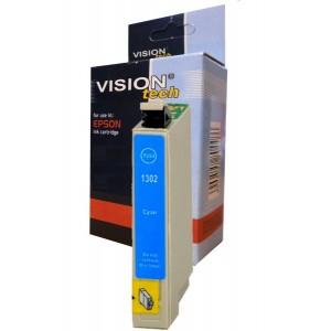 Kompatibil Epson T130-2 cyan