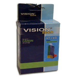 Kompatibil Canon BCI-6G green Vision