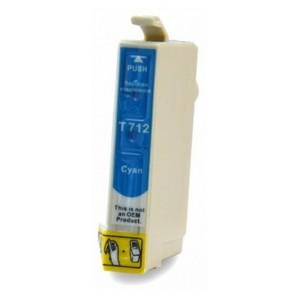 Kompatibil Epson T071-2 cyan
