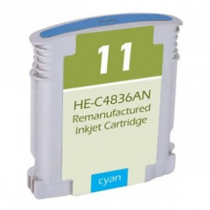 Kompatibil HP 11C, cyan