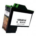 Kompatibil Lexmark 16, black