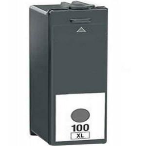 Kompatibil Lexmark 100XL, black
