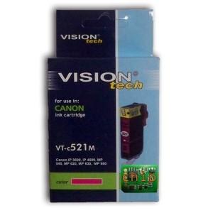 Kompatibil Canon CLI-521M magenta