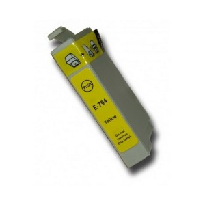 Kompatibil Epson T079-4, yellow