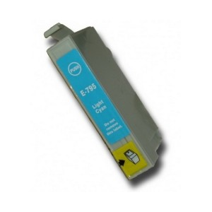 Kompatibil Epson T079-5, light cyan