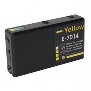 Kompatibil Epson T701-4, yellow
