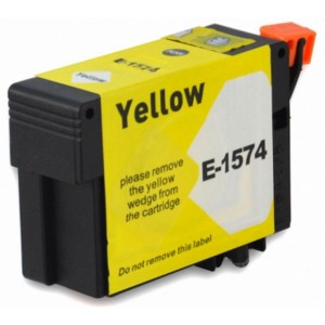 Kompatibil Epson T157-4, yellow