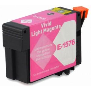 Kompatibil Epson T157-6, light magenta