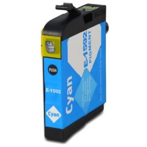 Kompatibil Epson T1592, cyan