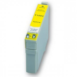 Kompatibil Epson T1004, yellow