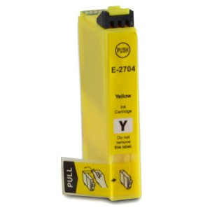Kompatibil Epson T2714, 27XL yellow