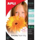 Papier APLI 12080 Glossy Everyday A4 180 g/m2, 20 ks