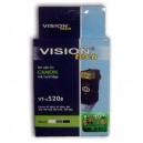 Kompatibil Canon PGI-520Bk chip black Vision