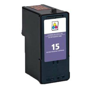 Kompatibil Lexmark 15, color