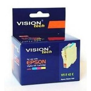Kompatibil Epson T042-2 cyan Vision