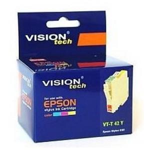 Kompatibil Epson T042-4 yellow Vision