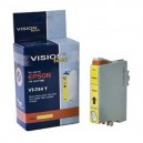 Kompatibil Epson T044-4 yellow Vision