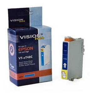 Kompatibil Epson T048-2 cyan Vision