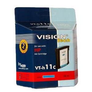 Kompatibil HP 11C, cyan Vision