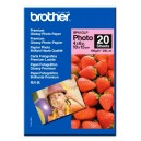 Papier Brother 10x15 Glossy 190 g/m2, 20 ks