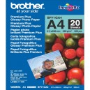 Papier Brother A4 Glossy 260 g/m2, 20 ks