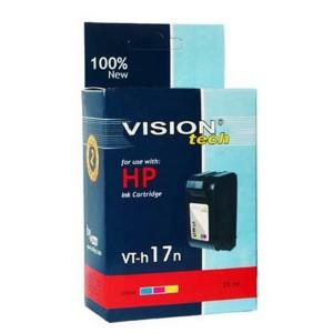 Kompatibil HP 17, color Vision